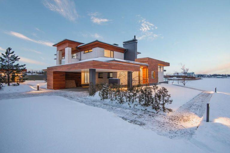 Izolacja termiczna domu jednorodzinnego