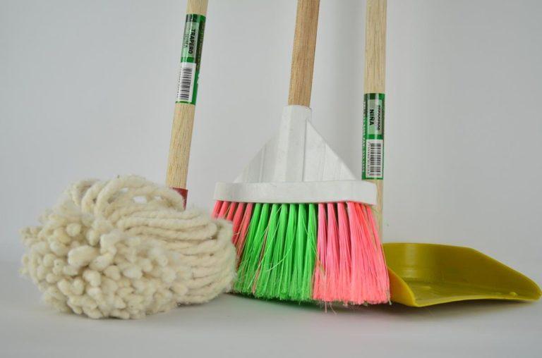 Jak zadbać o czystość w naszym domu?