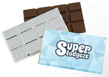 Przydatność czekoladek z nadrukiem do celów promocji